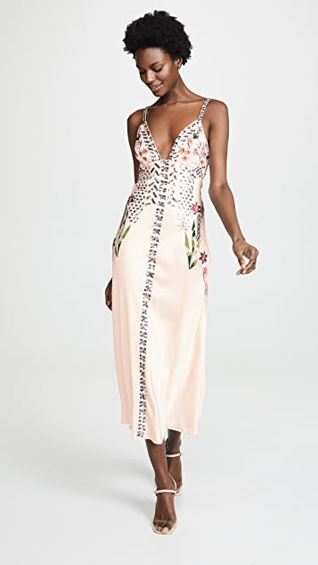 Temperley London Finale Strappy Dress