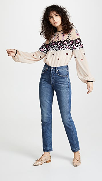 Temperley London Finale Blouse