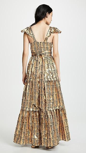 Temperley London Eliska Long Dress