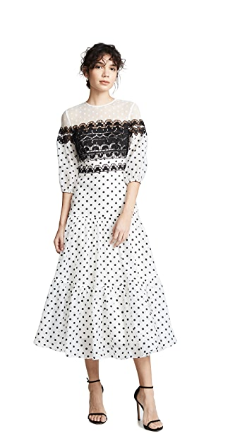 Temperley London Prix 中长连衣裙