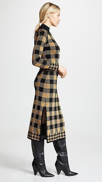 Temperley London Trophy 针织连衣裙