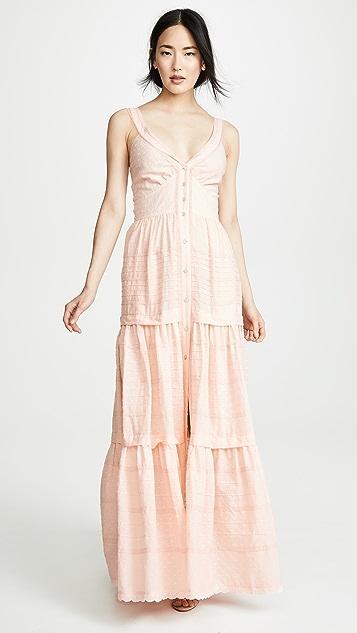 Temperley London Beaux 衬衣式连衣裙