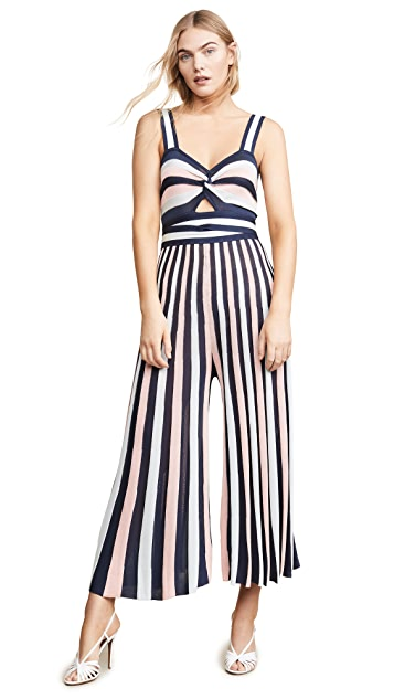 Temperley London Isabella Knit Jumpsuit