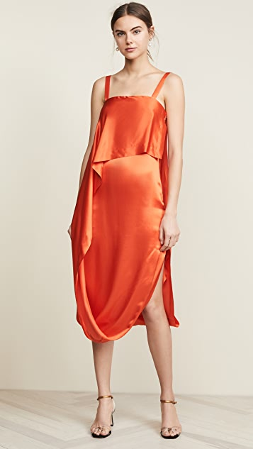 Temperley London Darling Draped Dress