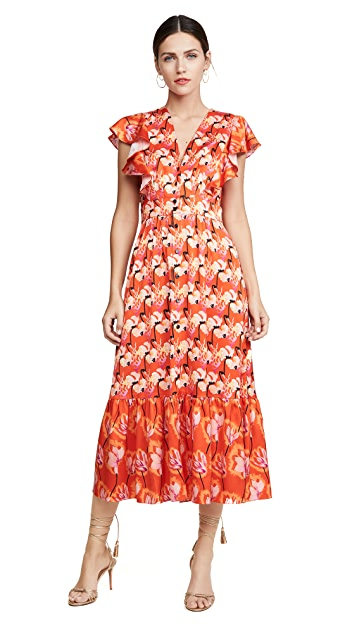 Temperley London Dragonfly Dress