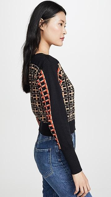Temperley London Yukata 针织毛衣