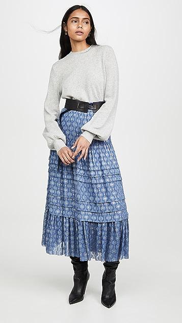 Temperley London Suki 半身裙
