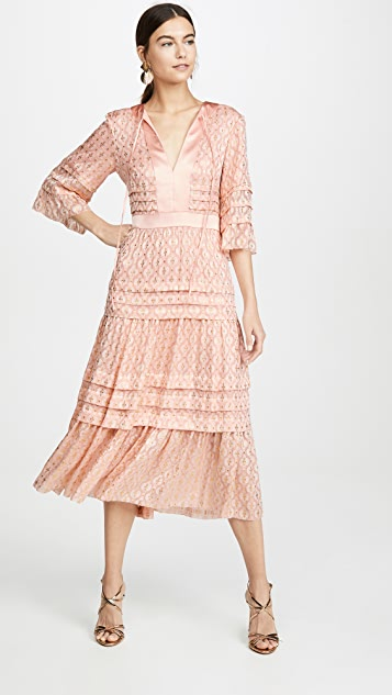 Temperley London Платье Suki