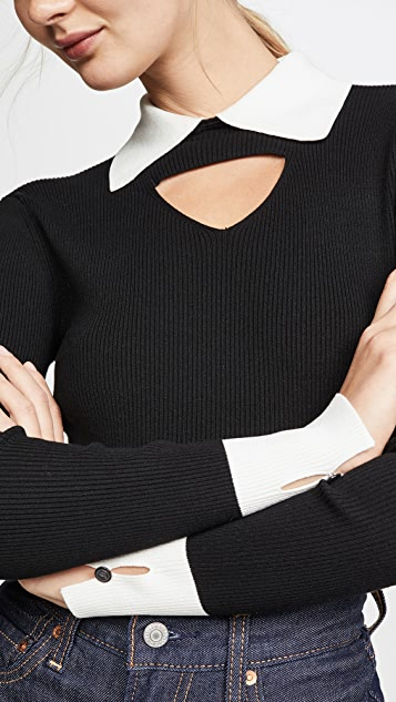 Temperley London Elsie Knit Jumper