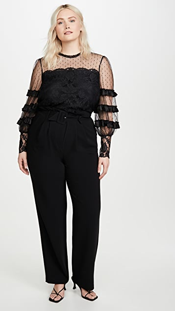 Temperley London Florence Blouse