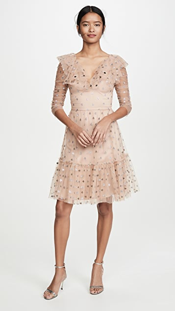 Temperley London Fortuna Short Dress