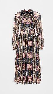 Temperley London Etoile Twist Dress