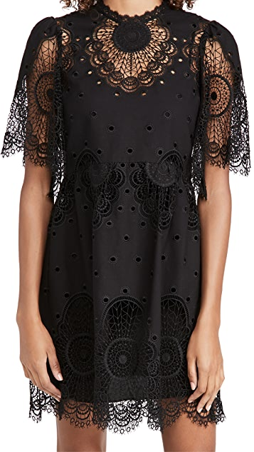 Temperley London Judy Mini Dress