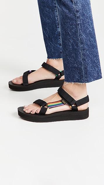 Teva Midform Universal Pride Sandals