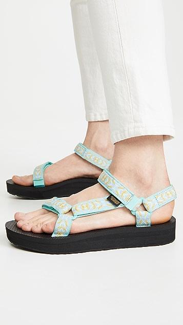 Teva Midform Universal 凉鞋