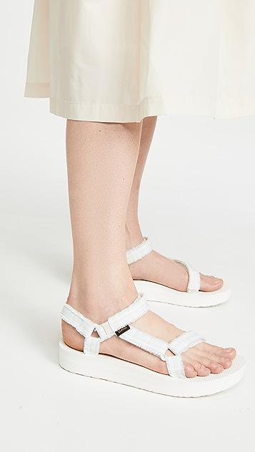 Teva Midform Fray Sandals