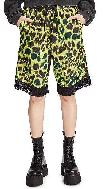 Twin Fantasy 宽松短裤