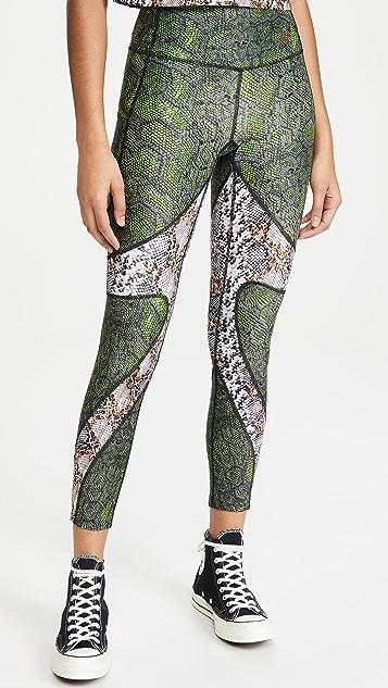 Twin Fantasy Python Leggings