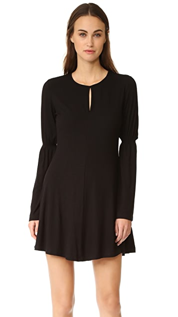 Countdown Flared Sleeve Dress - Black The Fifth Label Factory Price nwKpJ0