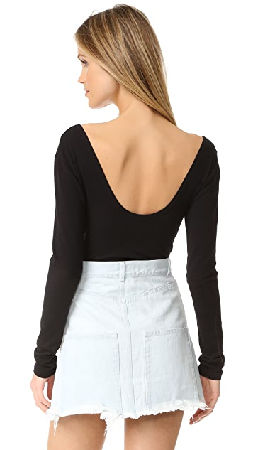 The Fifth Label Where to Next Long Sleeve Bodysuit