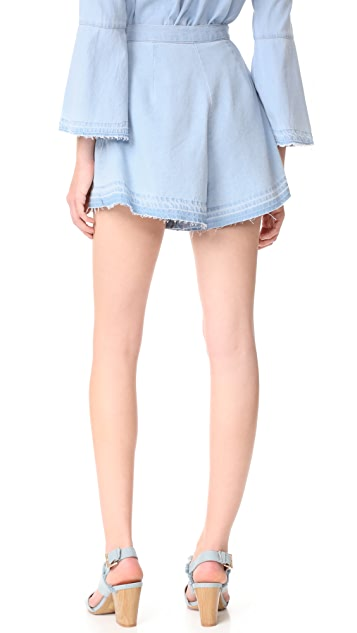 The Fifth Label Motel Shorts