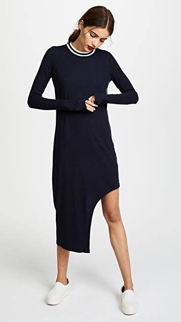 The Fifth Label Solo Long Sleeve Dress