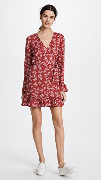 The Fifth Label Ophelia Wrap Dress