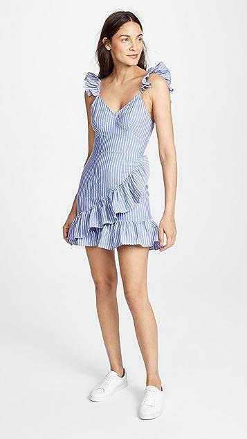 The Fifth Label Parcel Stripe Dress