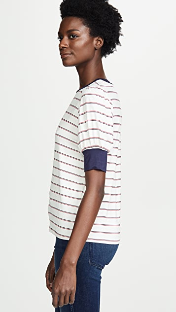 The Fifth Label Beat Stripe T-Shirt