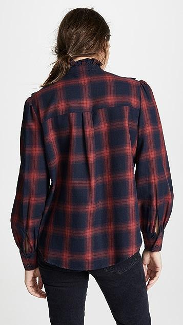 The Fifth Label Nash 格纹衬衫