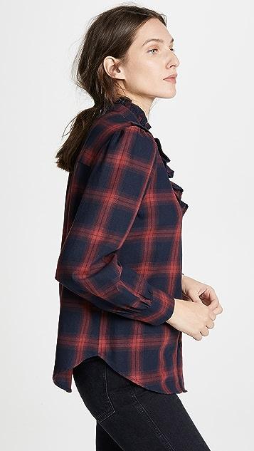 The Fifth Label Рубашка в клетку Nash
