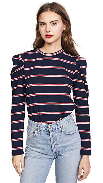 The Fifth Label Kinetic Stripe Top