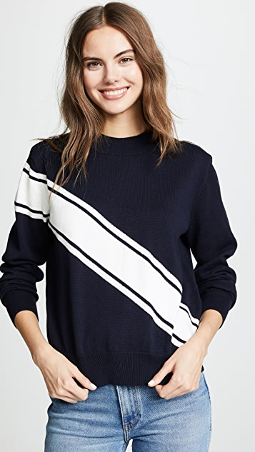 The Fifth Label Spiral Knit Pullover