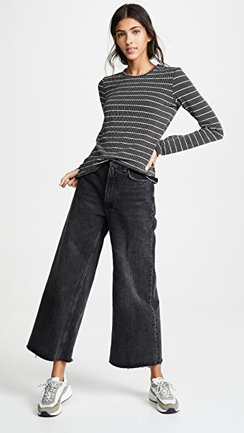 The Fifth Label Dearest Stripe Long Sleeve Tee