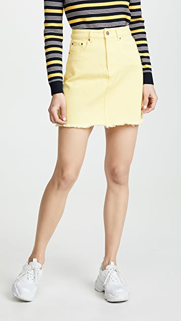 The Fifth Label Lillian Skirt - Lemon