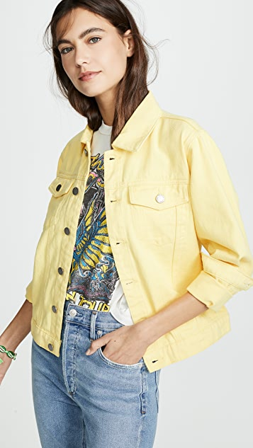 The Fifth Label Lillian Jacket - Lemon