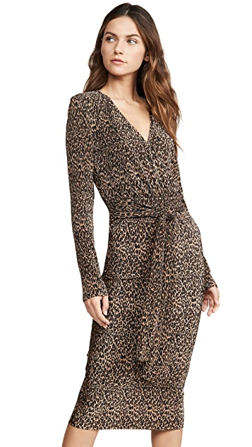 The Fifth Label Saloon Long Sleeve Dress