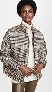 The Fifth Label Scale Check Jacket