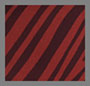 темно-бордовая зебра