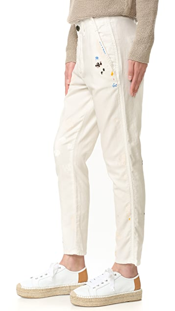 THE GREAT. The Miner Trousers