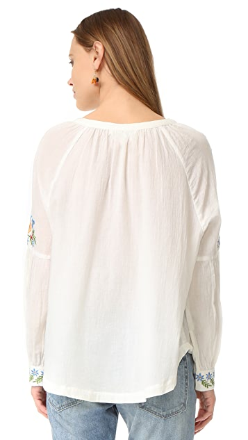 THE GREAT. The Sonnet Top