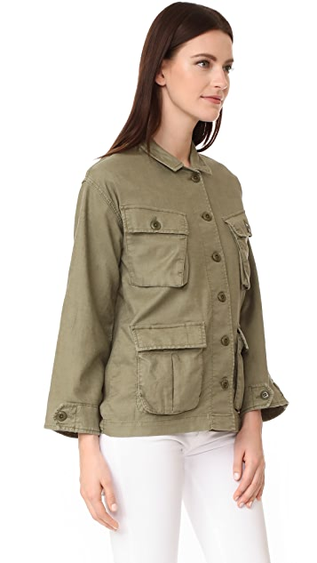 THE GREAT. The Commander Jacket
