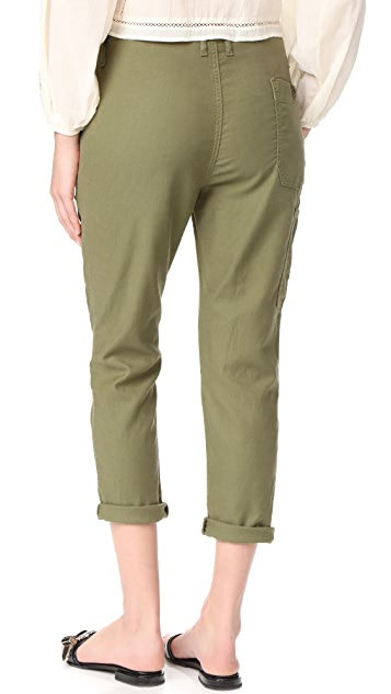 THE GREAT. Carpenter Trousers