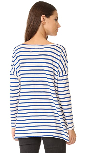 THE GREAT. The Sailor Tee