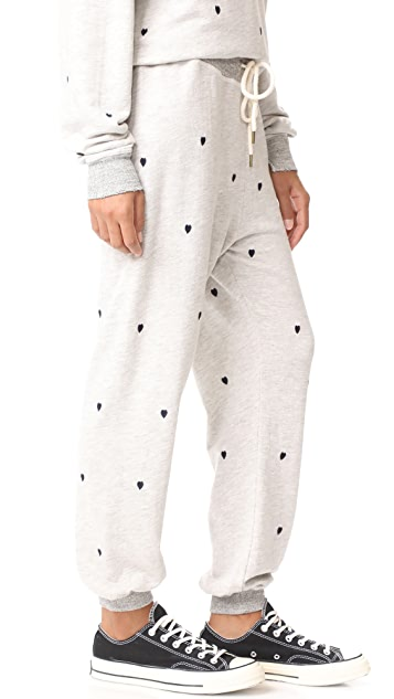 bright in luster variety design later The Cropped Sweatpants