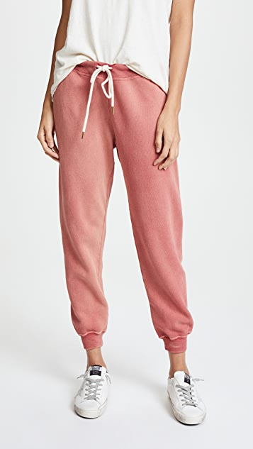 THE GREAT. The Cropped Sweatpants