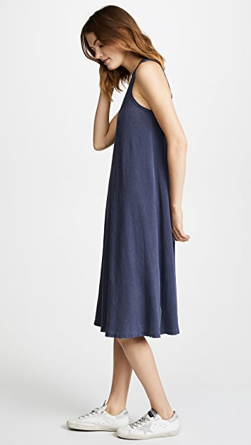 THE GREAT. The Swing Tank Dress