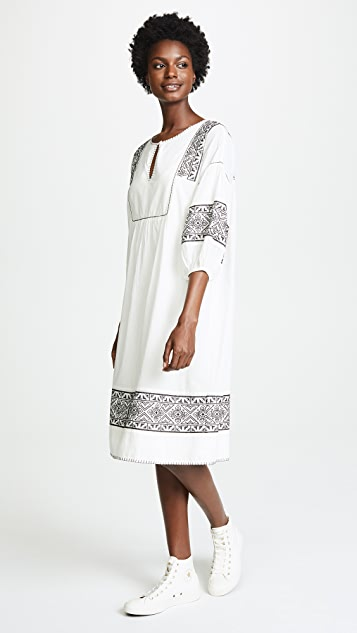 THE GREAT. The Lovely Tunic Dress