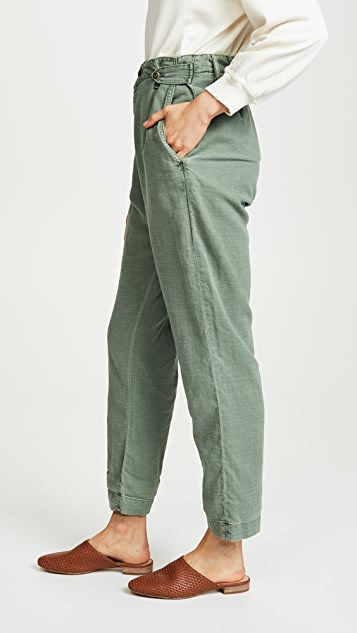THE GREAT. The Explorer Trousers