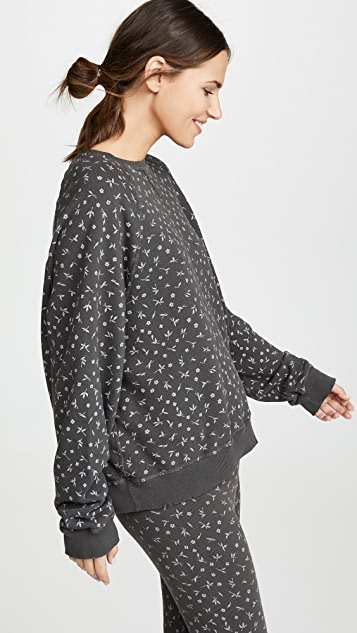 THE GREAT. The Slouch Sweatshirt